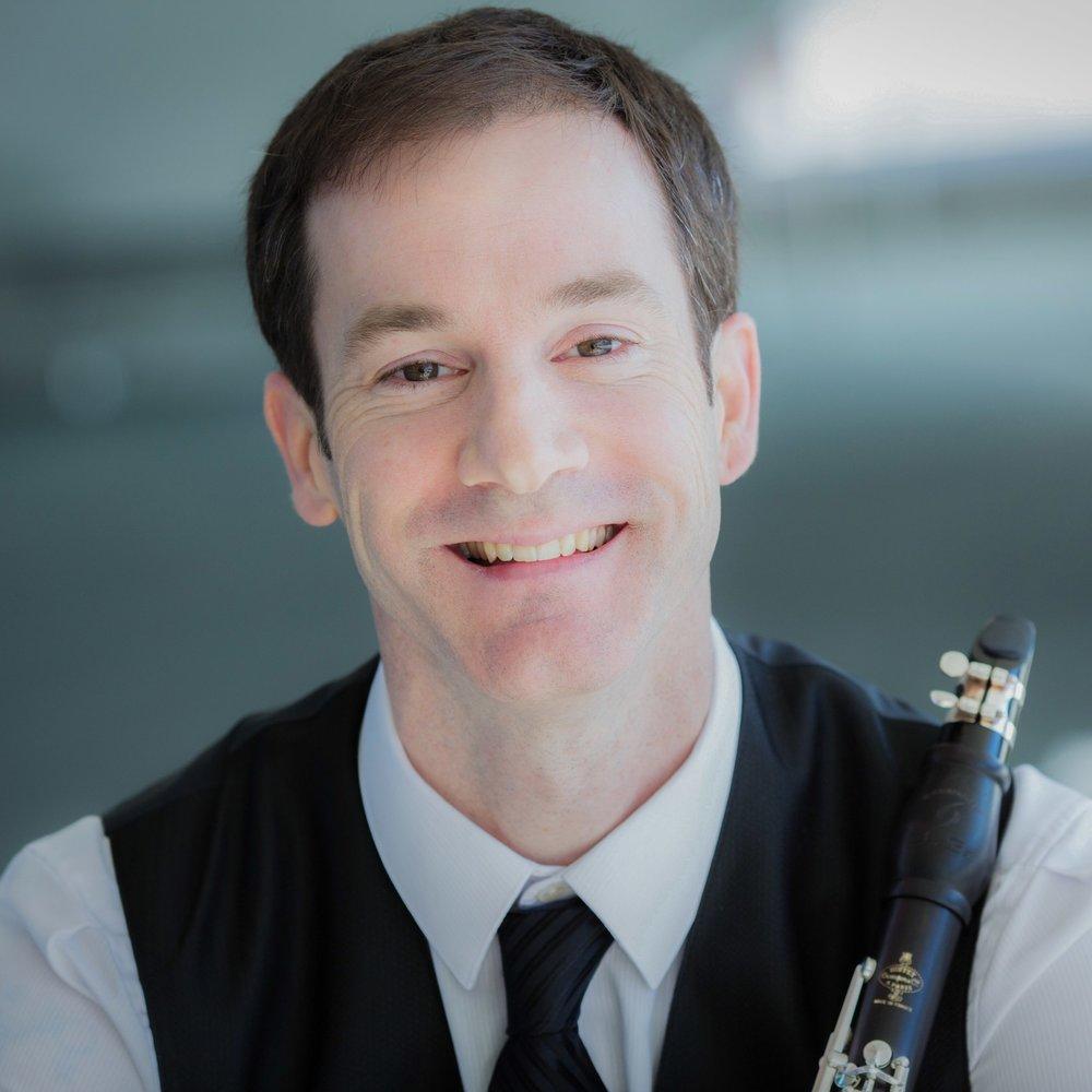 John Klinghammer,  clarinet
