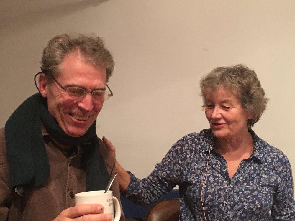 Tom Bertels & Katherine Ukleja