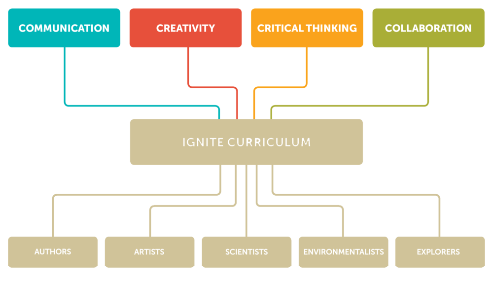 Senses ELC curriculum