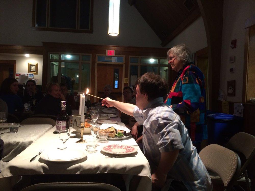 Leading Passover Seder