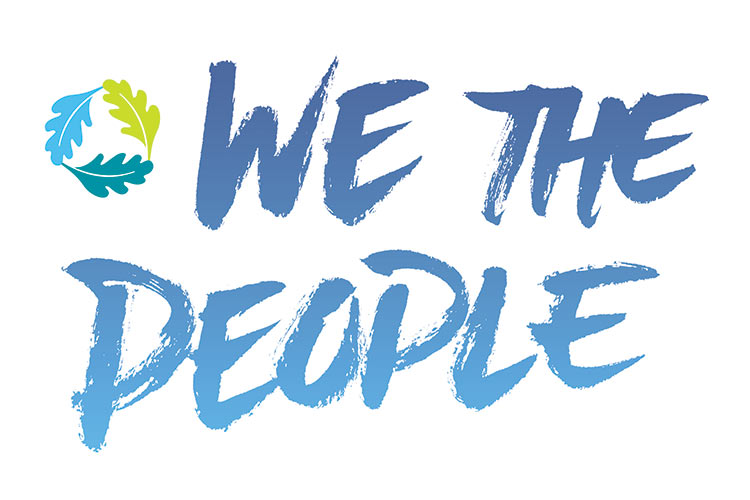 """Writing a New History - The 2013 conference theme of """"Greenbuild Nation"""" was meant to unite a diverse range of sustainability stakeholders with a common purpose. Inspired by host city Philadelphia's revolutionary history, we created a campaign based around bold, manifesto-like statements."""