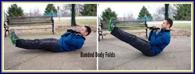 Banded Body Folds