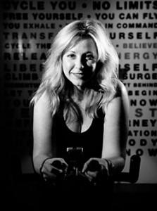 Noelle Dick, owner CycleYOU