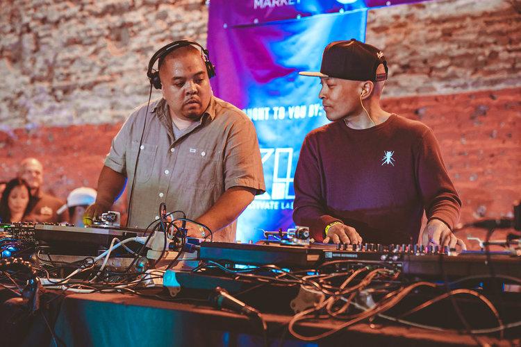 Q-Bert & Shortkut: Pioneers of Turntablism Keeping DJ