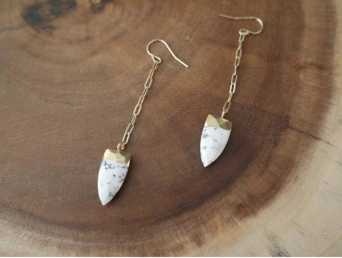 Binge _ Splurge - $38 Dendritic Opal Drop Earrings.png