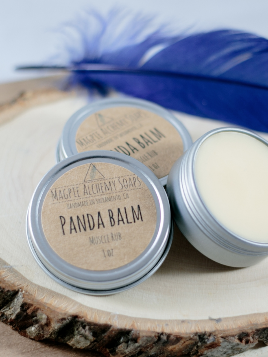 Magpie Alchemy Soaps - $10 Panda Balm Muscle Rub.png