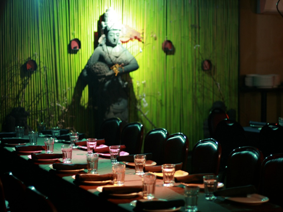Poleng Lounge was a mecca for Filipino cuisine and nightlife during its time.