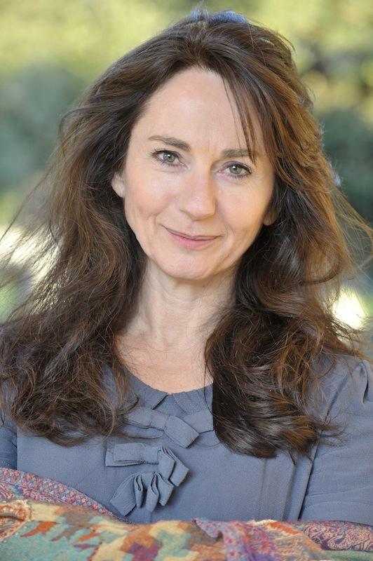 Author Rachel Joyce