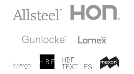 HNI Brands - Allsteel HON Gunlocke Paoli Maxon