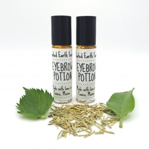Eyebrow Potion [$10] by way of   Rooted Earth