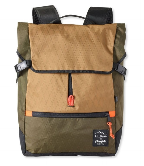 LL Bean x Flowfold Center Zip Pack [$149] by way of   Flowfold