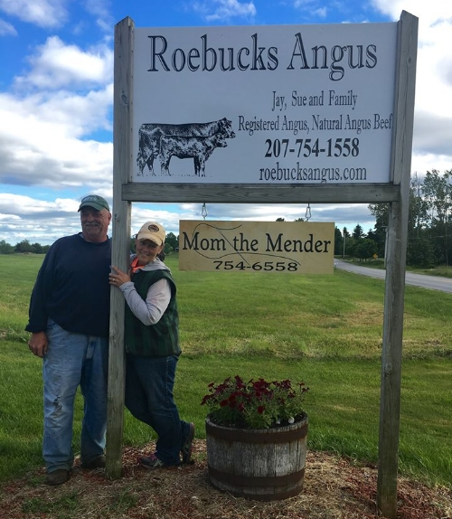 Gift Certificate for Locally-Raised Angus Beef [Varies] by way of   Roebucks Angus