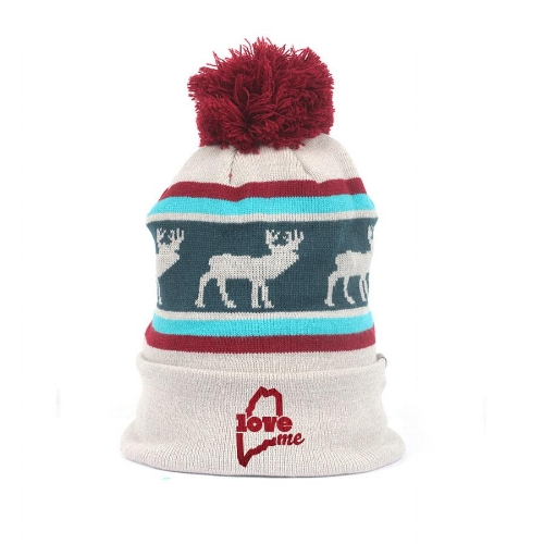 LoveME Elk Beanie [$29] by way of   LiveME