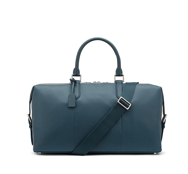 Weekend bag by  Smythson