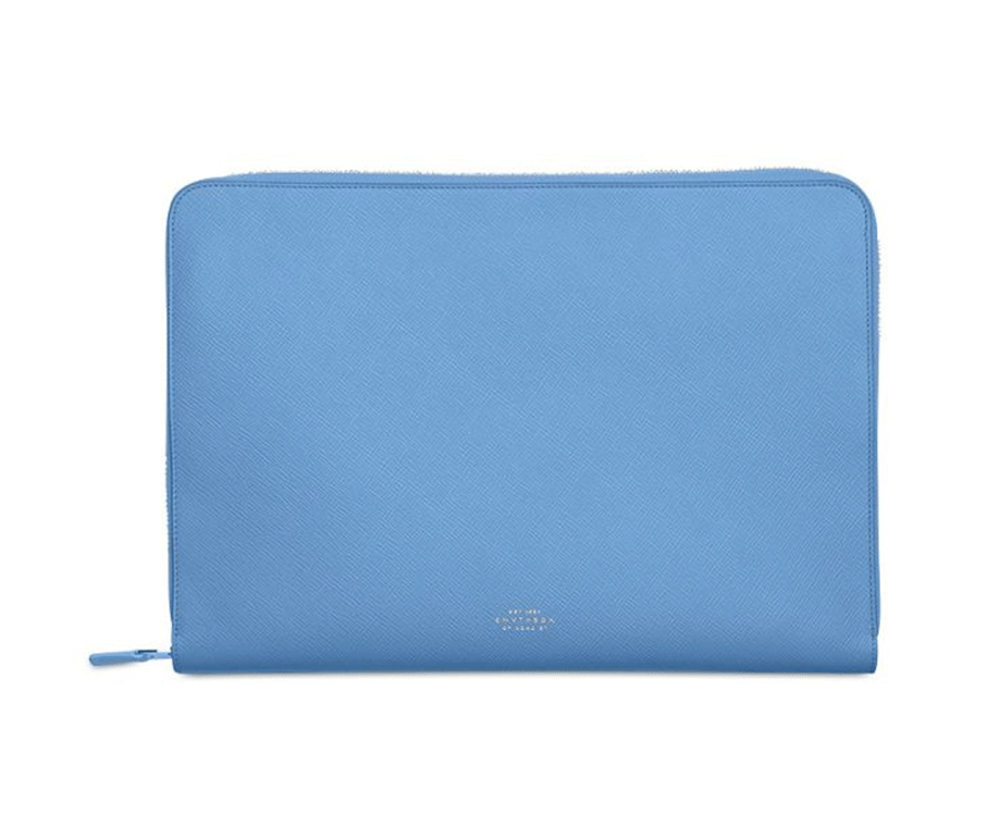 Laptop case by  Smythson
