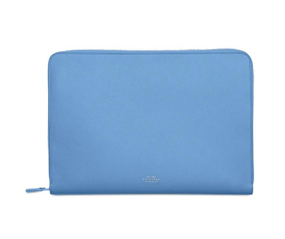 Laptop case by  Smythson