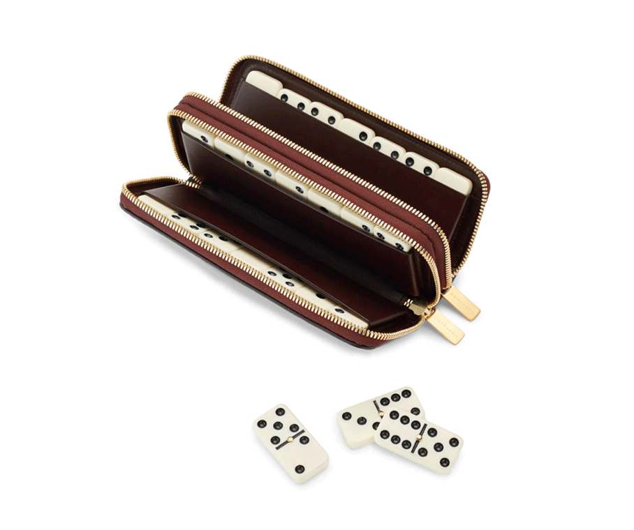 Domino game by  Smythson