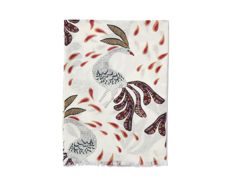 Cachemire scarf by  Eric Bompard