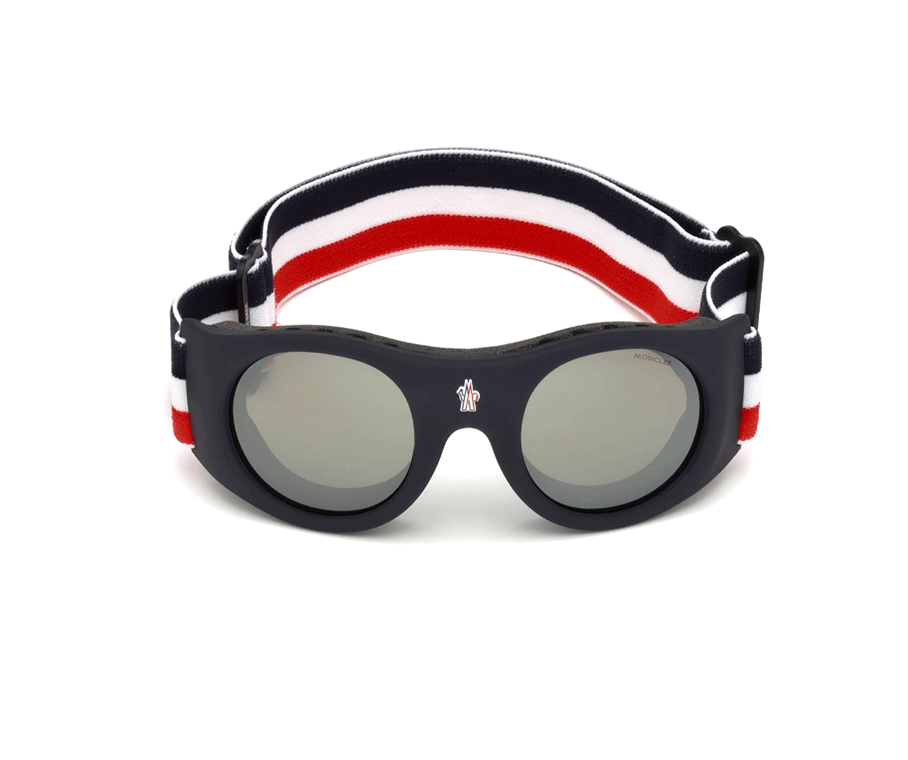 Goggles by  Moncler