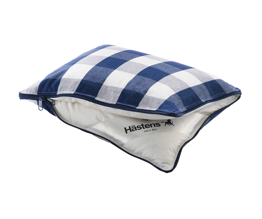 Travel pillow by  Hästens