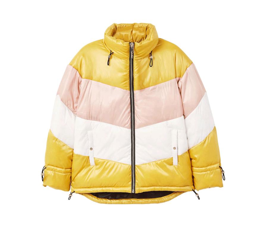 Puffer jacket by  Mango