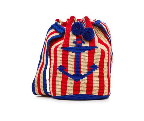 Bag by  Soraya Hennessy , available at Shopbop