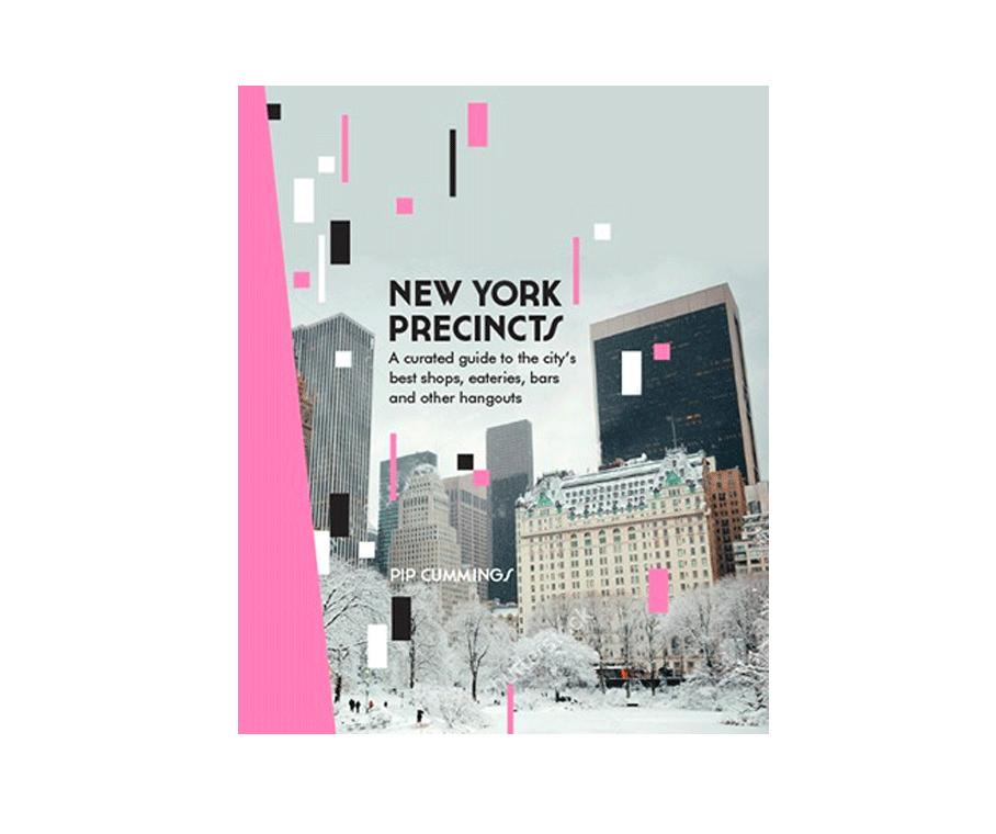 New York Precincts by Pip Cummings