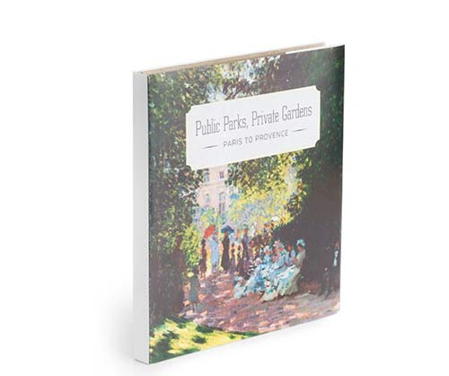 Public Parks, Private Gardens: Paris to Provence by  The Met Store