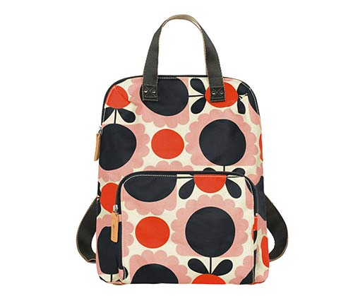 Backpack by  Orla Kiely