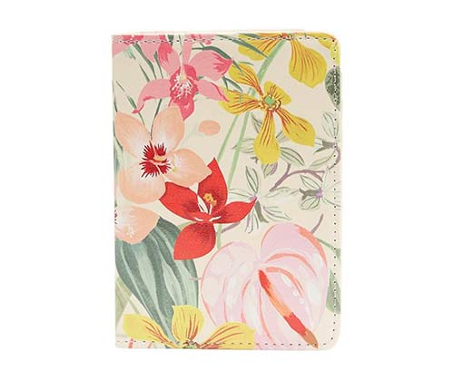 Passport cover by  Ban.do