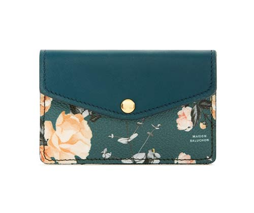 Wallet by  Maison Baluchon