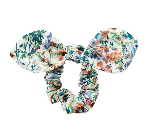 Bow scrunchie by  Bonton