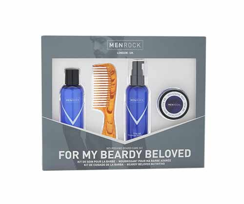Beard kit by  Men Rock