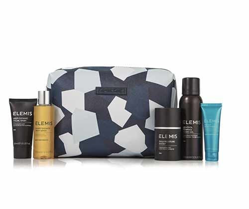 Beauty travel set by  Elemis