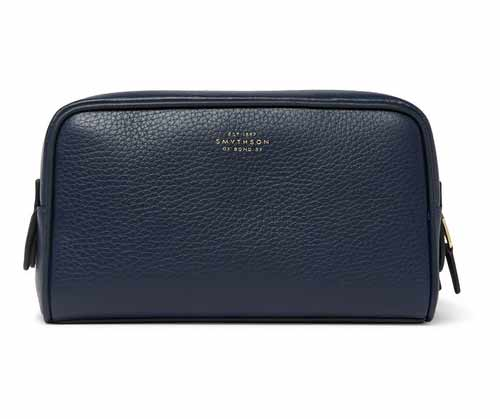 Beauty case by  Smythson