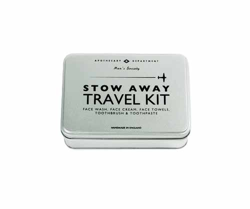 Travel Kit by  Men's Society