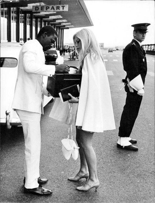 Brigitte Bardot, 1967 (source: Pinterest)