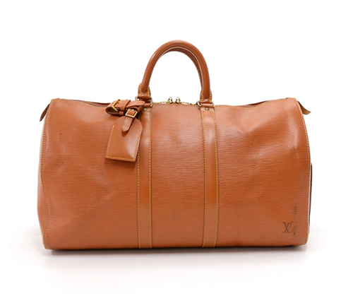 Weekend bag by  Louis Vuitton
