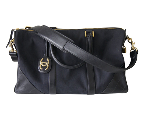 Weekend bag by  Chanel