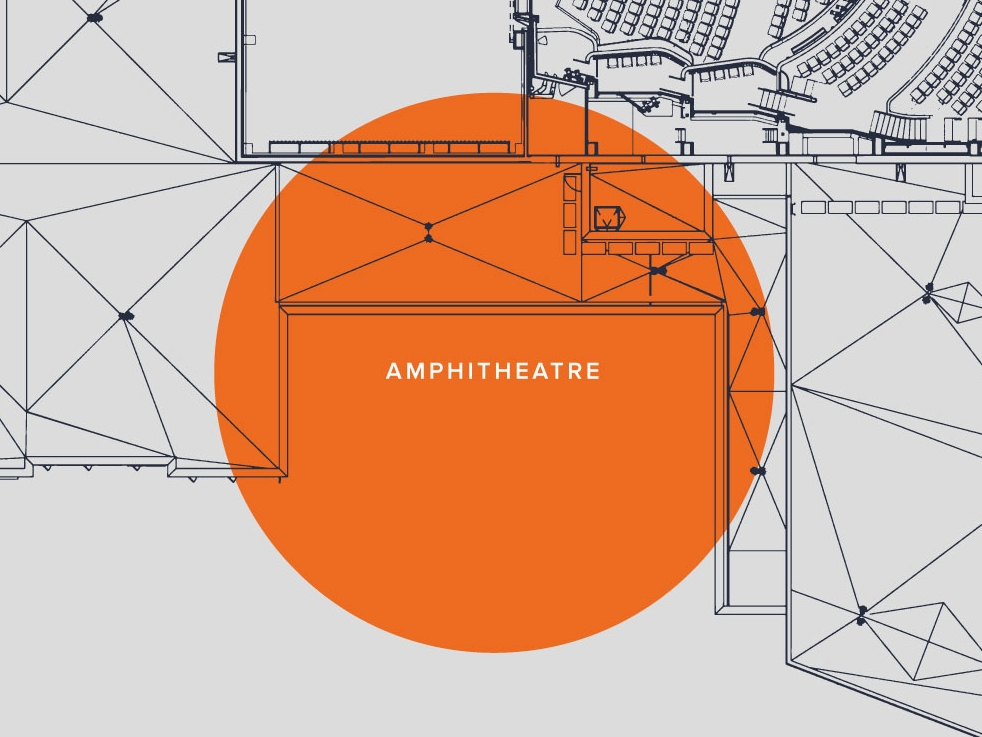 Architectural Plan of the Amphitheatre