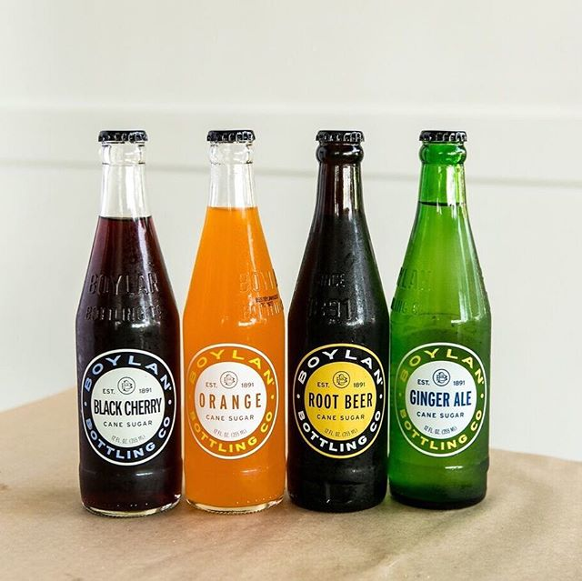 bottles up with @boylanbottling! 🙌 the perfect refresher to accompany your simplethings meal.😋 #seeyousoon #keepitsimplethings