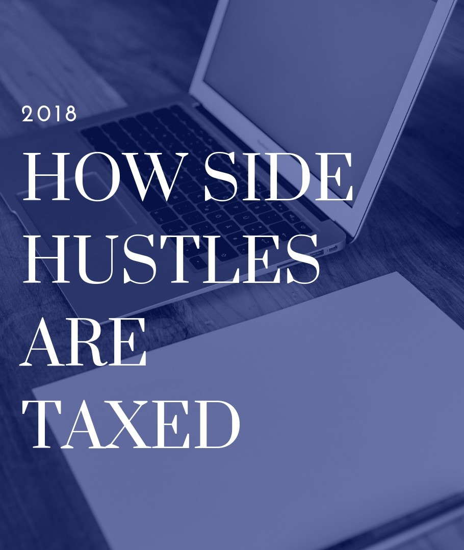 Learn how side hustles are taxed (and avoid unnecessary surprises) - Every entrepreneur goes through tax time, and the first year or two can be particularly stressful and costly. So I've brought in a seasoned tax pro to make sure your next tax time will cost you as little time, and money, as possible.