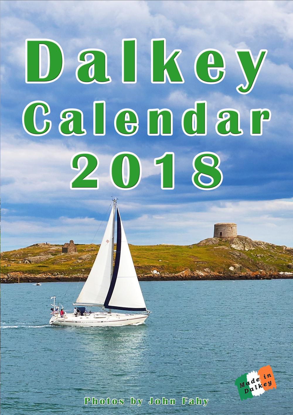 Dalkey Calendar 2018