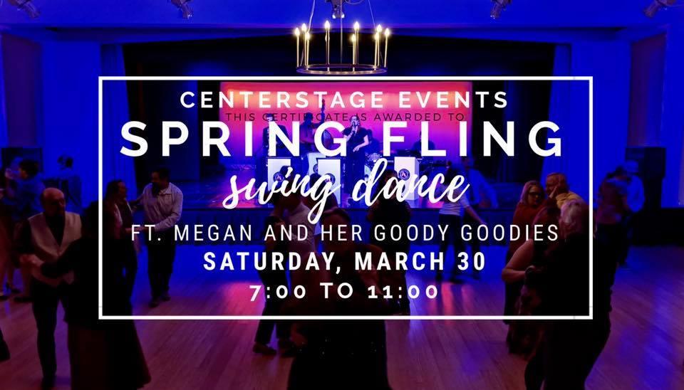 Spring Fling CenterStage