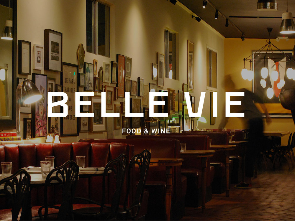 BELLE VIE RESTAURANT & RETAIL - 11916 Wilshire Blvd, Los Angeles, CA 90025Old friends, new beginnings. Belle Vie owner Vincent Samarco & Saint Alabaster founder Kenya