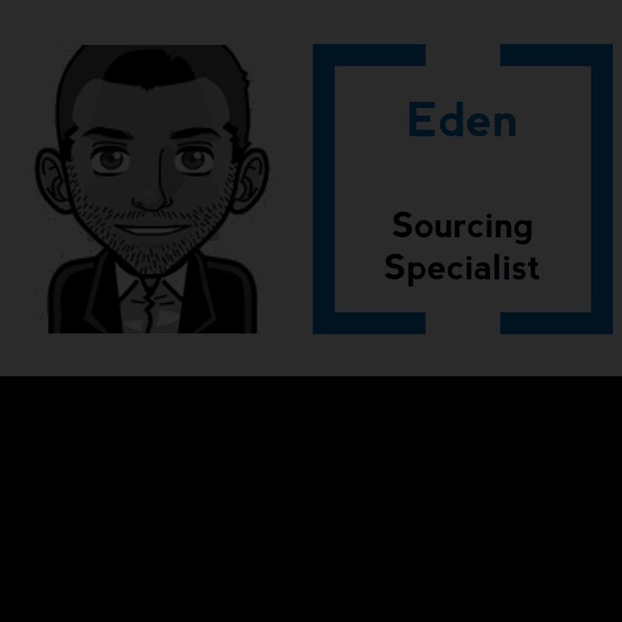 Le plus geek de nos sourcing specialist,Eden décode les profils et vos besoins à la recherche du profil cyber caché!!!
