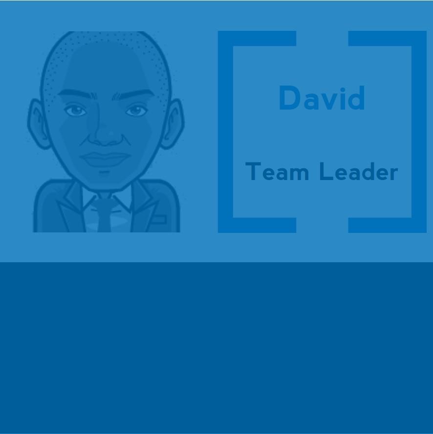 Traqueur du bon candidat, David fait du recrutement sa vocation première.Capable de trouver n'importe quelle compétence dans n'importe quelle circonstance, cet «Happy recruiter » ne trouve de repos que lorsque le bon candidat se trouve au bon poste, à la bonne entreprise…