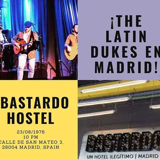 Spain Tour 2018!