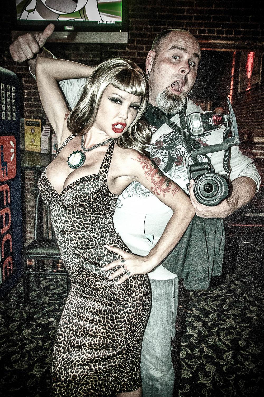 Masumi Max and photographer Hipnox