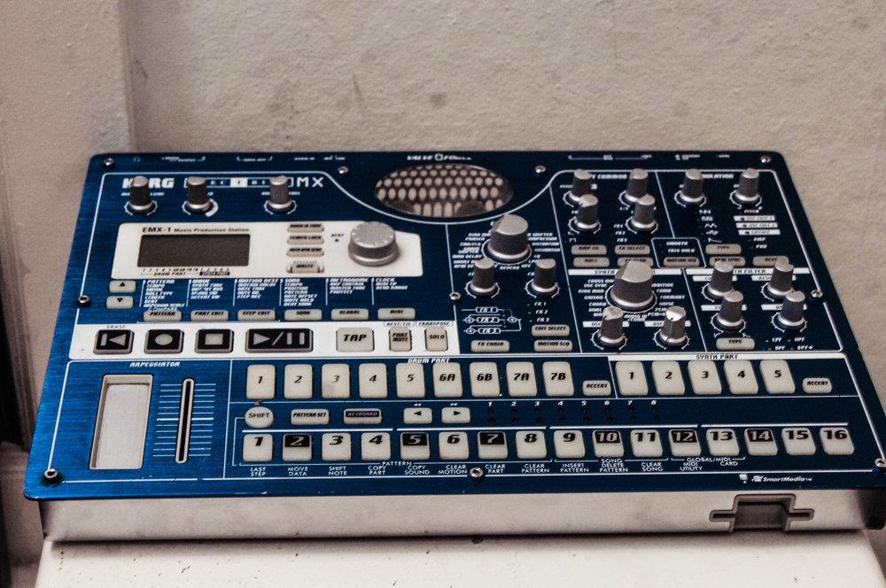 Korg - Drum Machines
